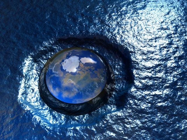 Global Warming Earth S Natural Cycle
