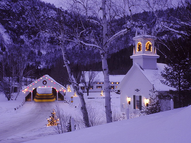 a country christmas stark new hampshire by kruhme - A Country Christmas