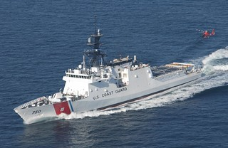 Bertholf Sea Trials | by Coast Guard News