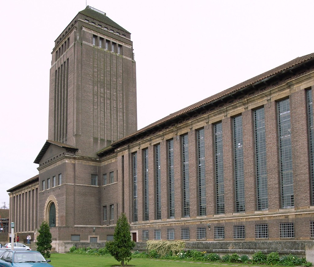 University Of Cambridge Sidgwick Avenue Lecture Room