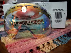 oakley crowbar lenses nw1a  Oakley Crowbar Dual Vent Replacement Ruby Clear Lens  by mpmcgaughey