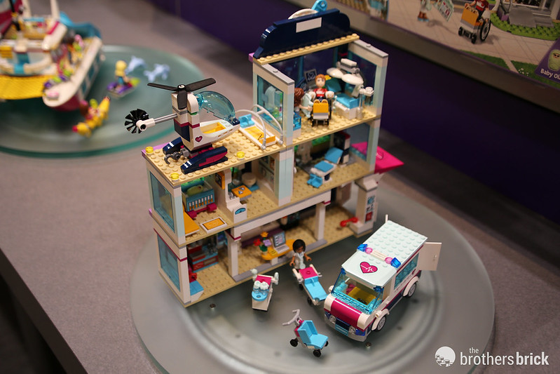 Summer 2017 LEGO Friends sets revealed at New York Toy Fair 2017 ...