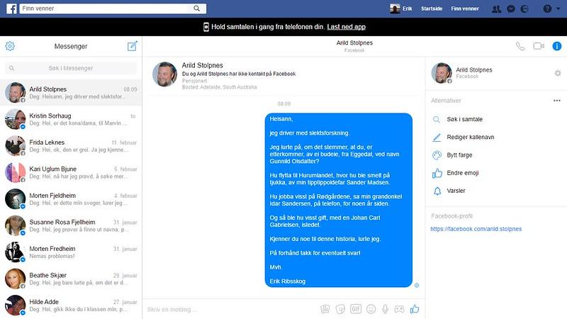 facebook australia 2