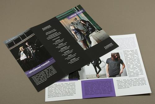 brochure design for boutiques - fashion boutique brochure fashion boutique brochure