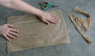 Fusing Plastic Bags:  Step Three | by SoSheSews