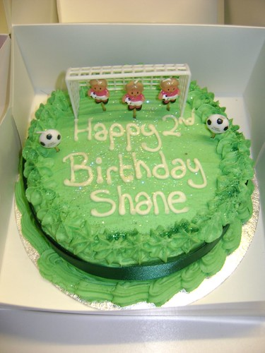 Shane Birthday Cakes