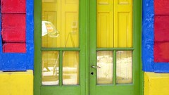 Green Doors | by photonooner