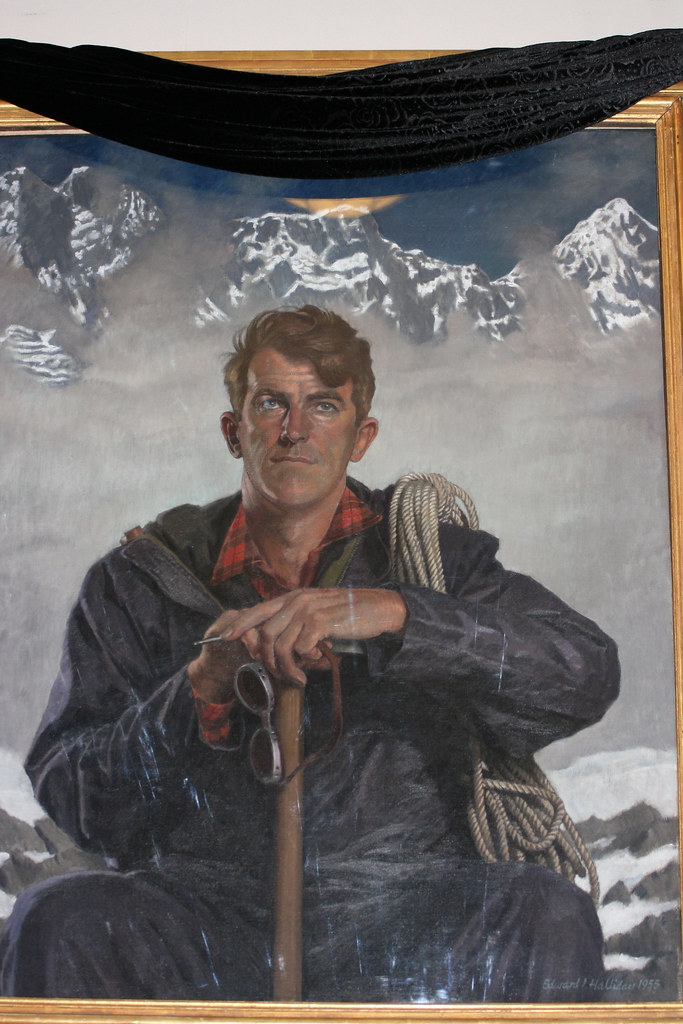 Image result for sir edmund hillary