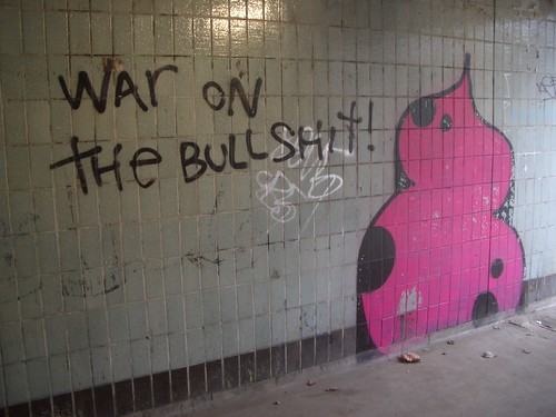 War On The Big Pink Bullshit! | by dullhunk