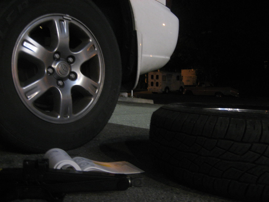 C B C B on Tire Sensor Light Stays On