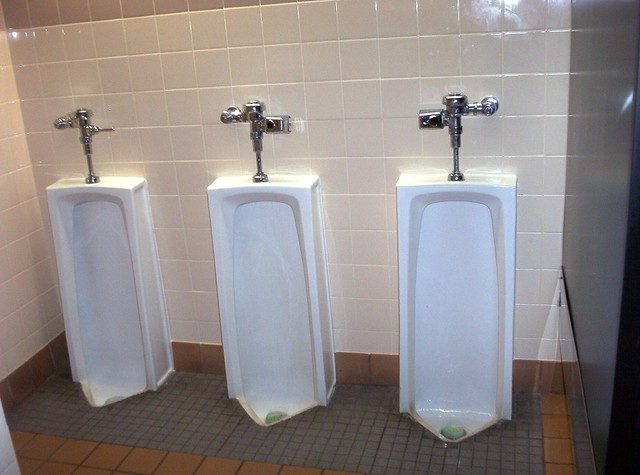 New Old Time Urinals