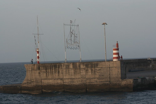 Funchal (Madeira) breakwater | by cwbash