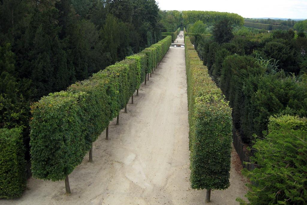 Versailles jardins du ch teau de versailles bosquet de for Jardin de versailles