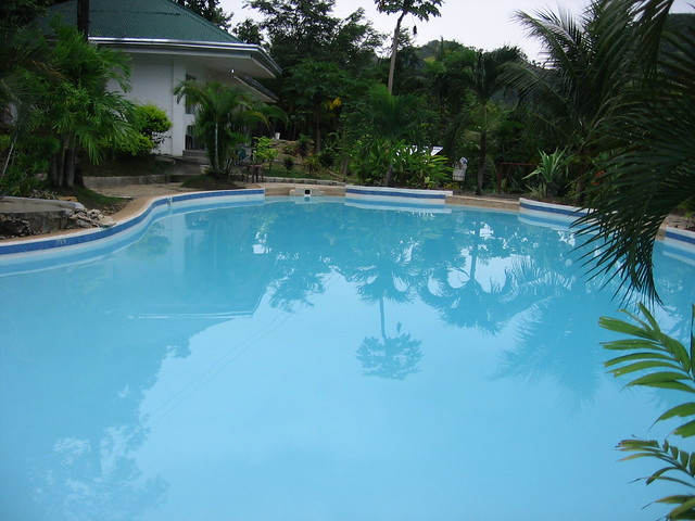 Hidden paradise mountain resort pool 3 flickr photo for Pool garden mountain resort argao