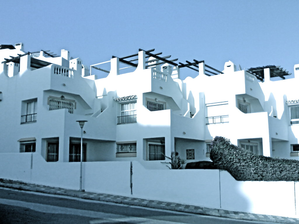 Spanish houses torremuelle spain white washed spanish Spanish style modular homes
