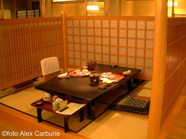 ... traditional japanese table   by Alex Carbune