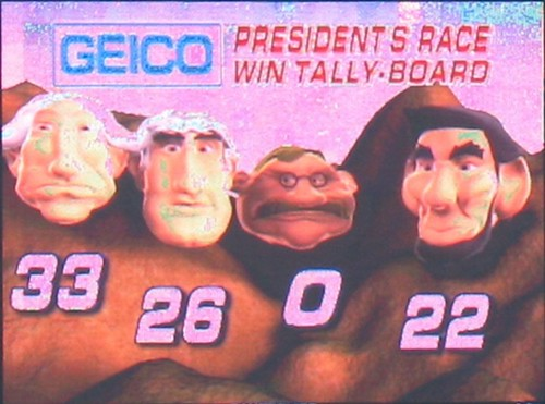 Final Tally Board 2007 | by Photos from the blog at LetTeddyWin.com