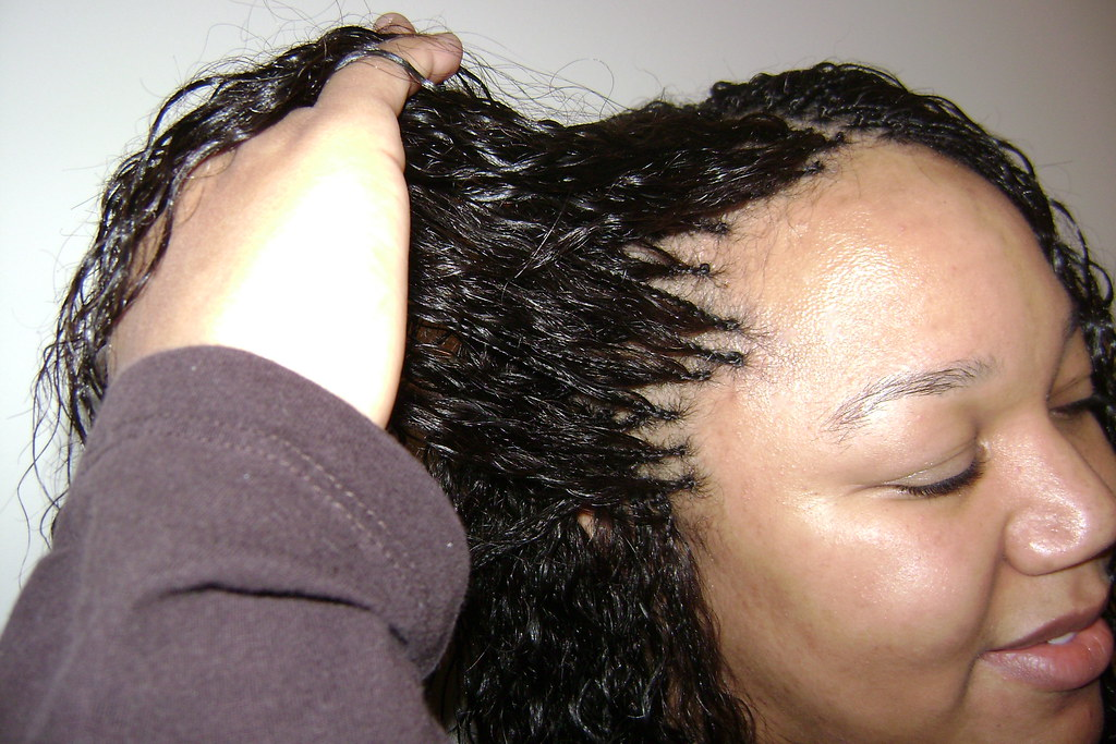 Individual Tree Braids Also Called Lacing Here Are