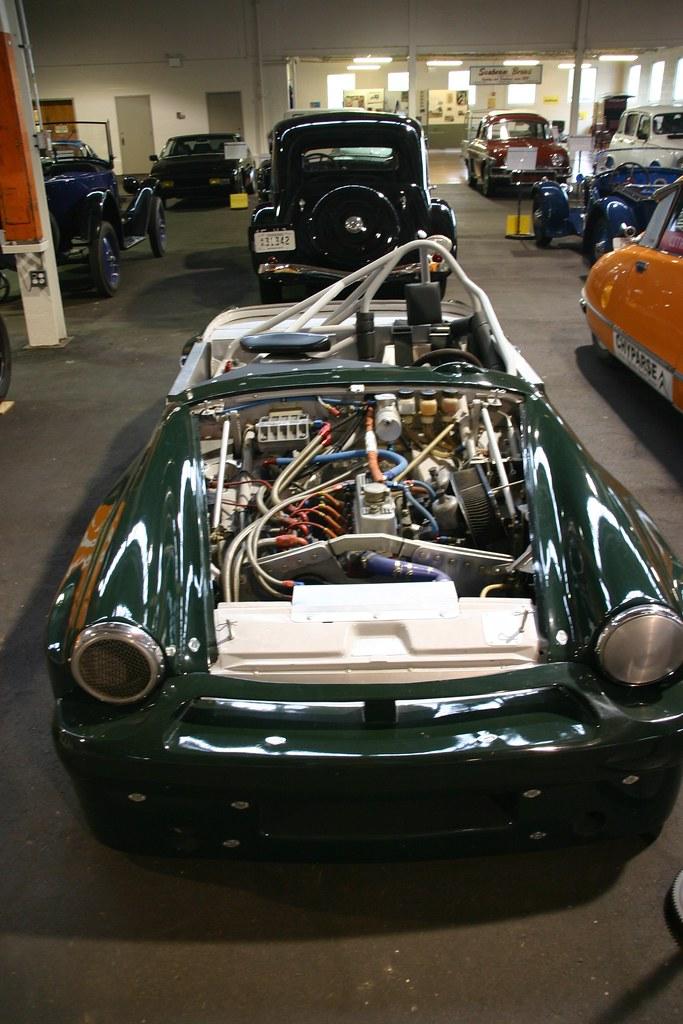 1970 car midget race