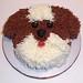 Puppy Smash Cake