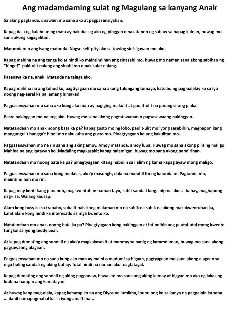 Ang Marangal na Tungkulin ng mga Magulang