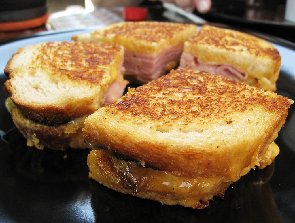 "Grilled Cheese Sandwich Tasting"" at Meltdown etc | Cheddar ..."