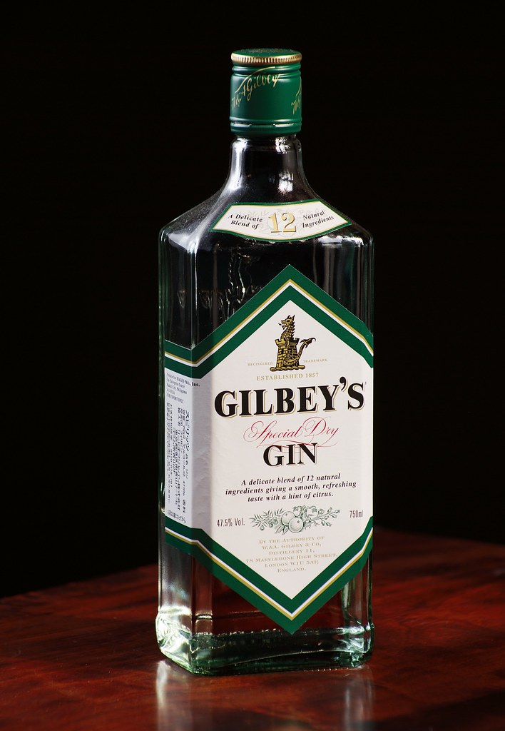 "About >> Gilbey's 12 | A ""Gilbey's"" gin that is 12 - not ""12 years"