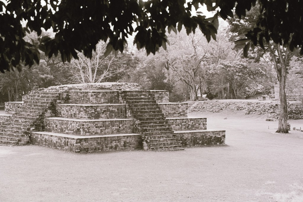Mundo Maya. Copán Honduras