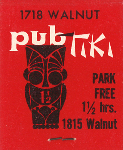 Pub Tiki, Philadelphia | by jericl cat