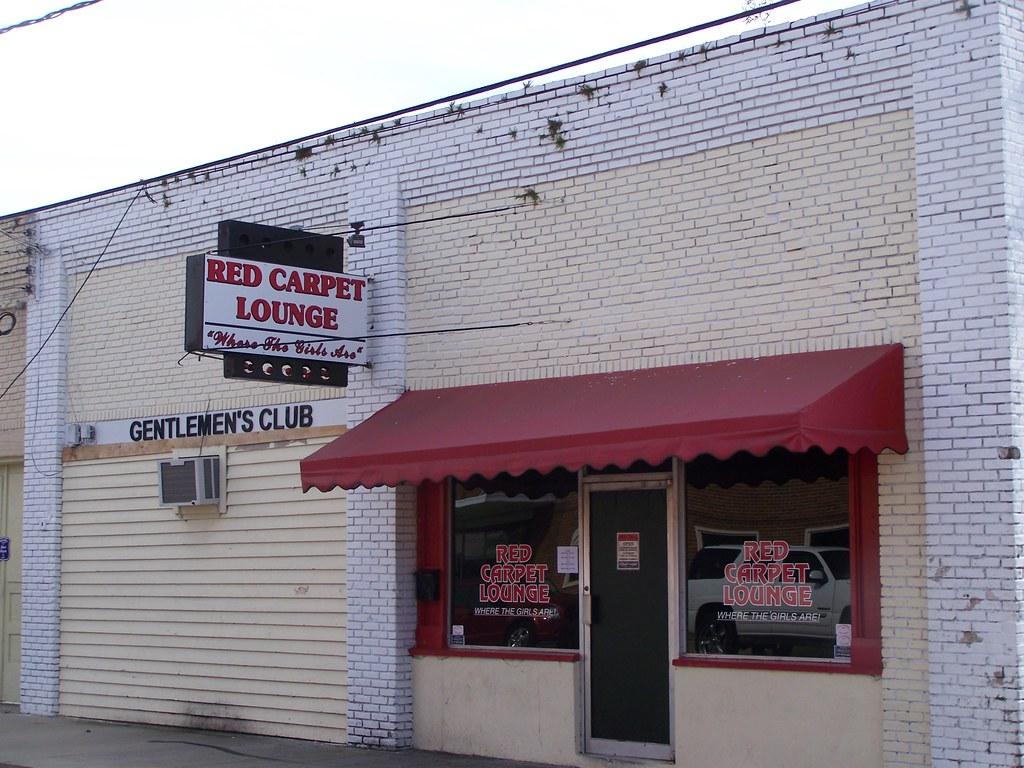 Red Carpet Lounge, Brunswick, Georgia   Richard Layman ...