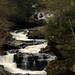 Upper Portion of the Cullasaja Falls