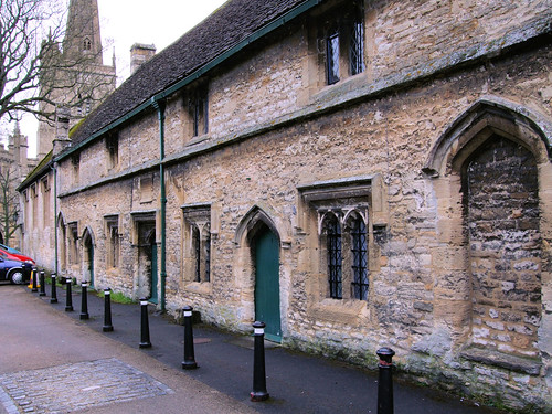 Burford Almshouses, Oxfordshire. | by Jim Linwood