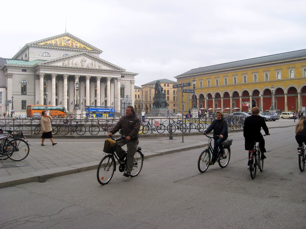 Image result for munich cycling