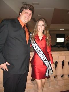 Louisiana Galaxie Miss Teen Puerto