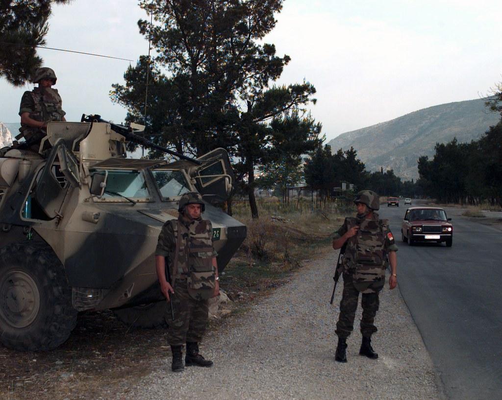 Les F.A.R. en Bosnie  IFOR, SFOR et EUFOR Althea 32557726930_eff0363027_b