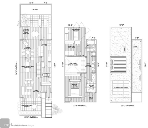 10 MKSolaire Eco Friendly House - Floor Plan