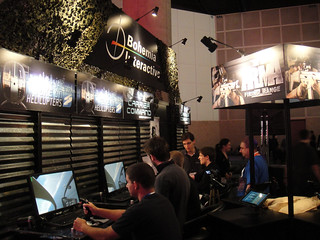 E3 2011 - Bohemia Interactive booth | by Doug Kline
