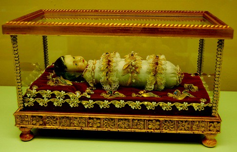 Dolls in Glass Coffins?? (Anyone know what these are?) | by Curious Expeditions
