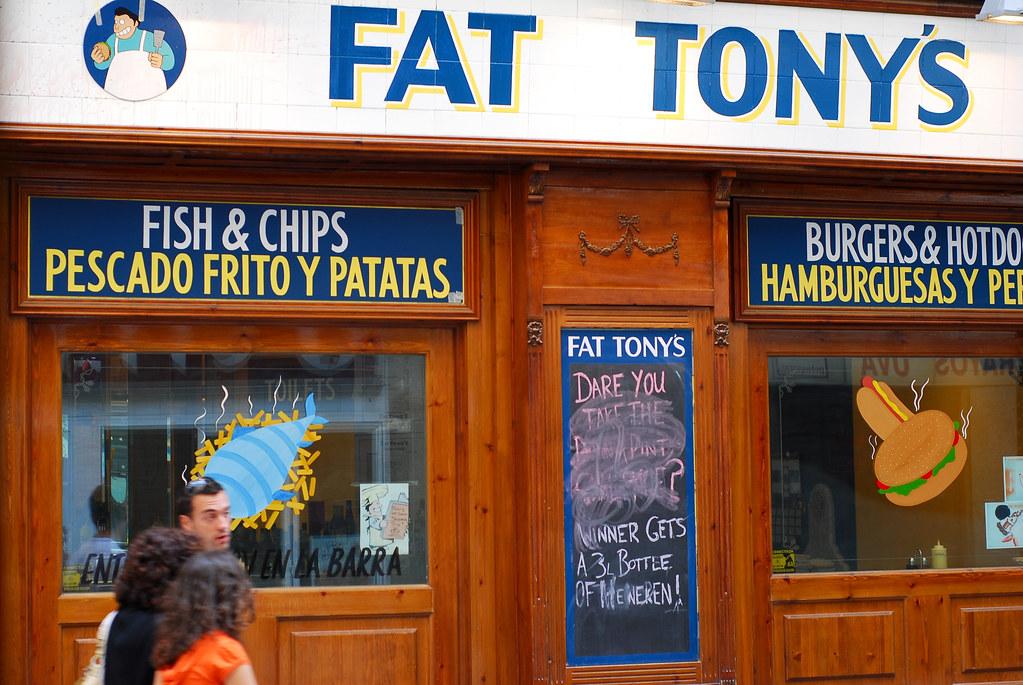 Tony S Restaurant Barmouth