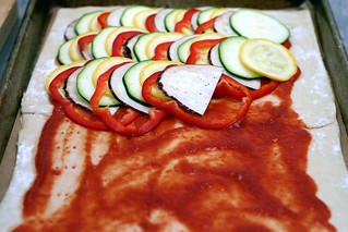 ratatouille tart | by smitten kitchen