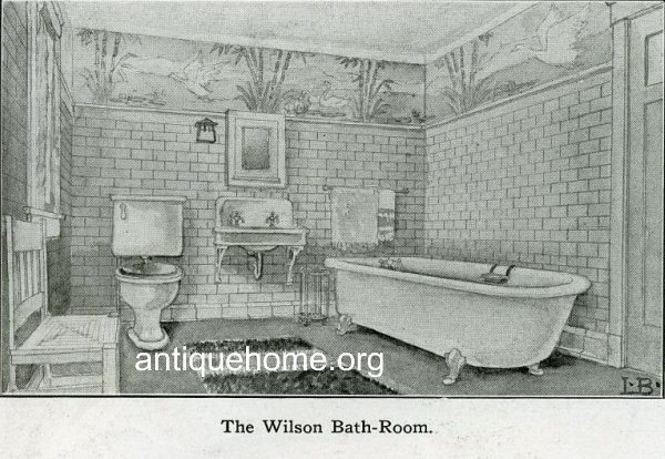 ... Arts And Crafts Interior   1910   The Bungalow Bathroom | By Daily  Bungalow
