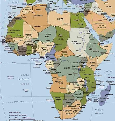 Living African laboratories
