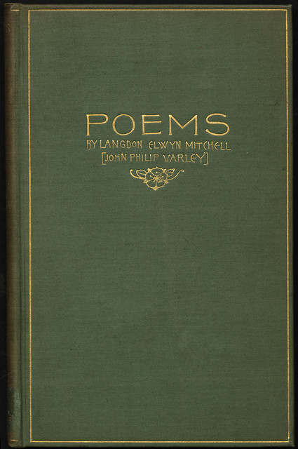 Poetry Book Cover Generator : Poems front cover file name local call