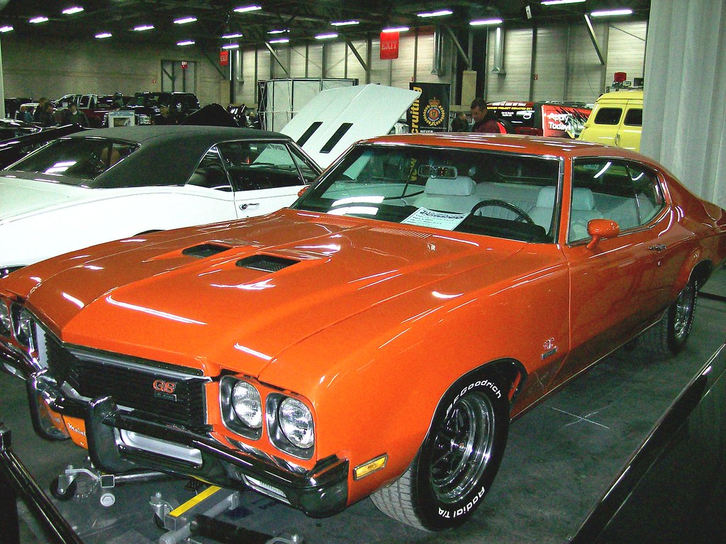 1972 buick gs 455 stage 1 | blondy | flickr