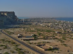 Gwadar Port, Pakistan - March 2008