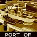 Port of Philadelphia, WPA poster, ca. 1937