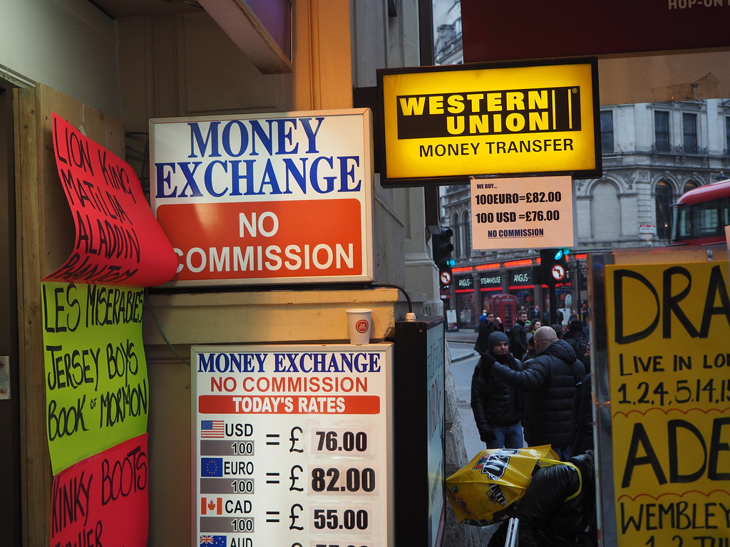 Send a Money Transfer | Foreign Exchange | Western Union ...