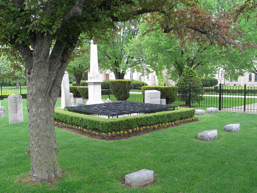 The Graves of Henry and Clara (Bryant) Ford - Ford Cemeter ...