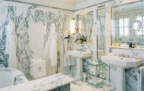 Bathroom Le Meurice Hotel Bathroom Le Meurice Hotel In