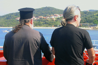 Mount Athos: The 21st Century meets The 12th | by cloudsender